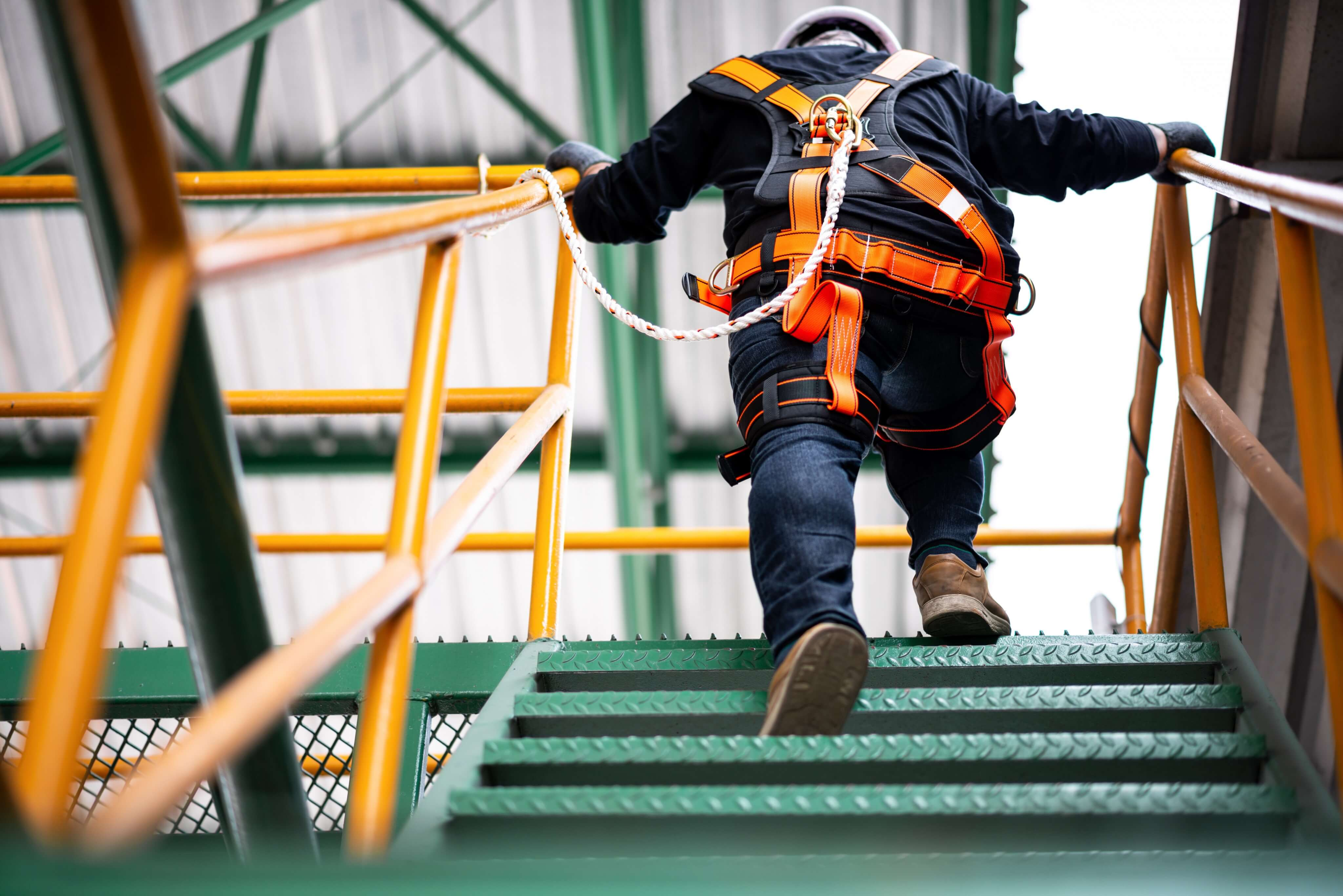 Ensure the Safety of Workers with Fall Protection and Confined Space Equipment Rentals
