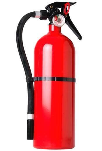 Fire Extinguisher - Live Fire