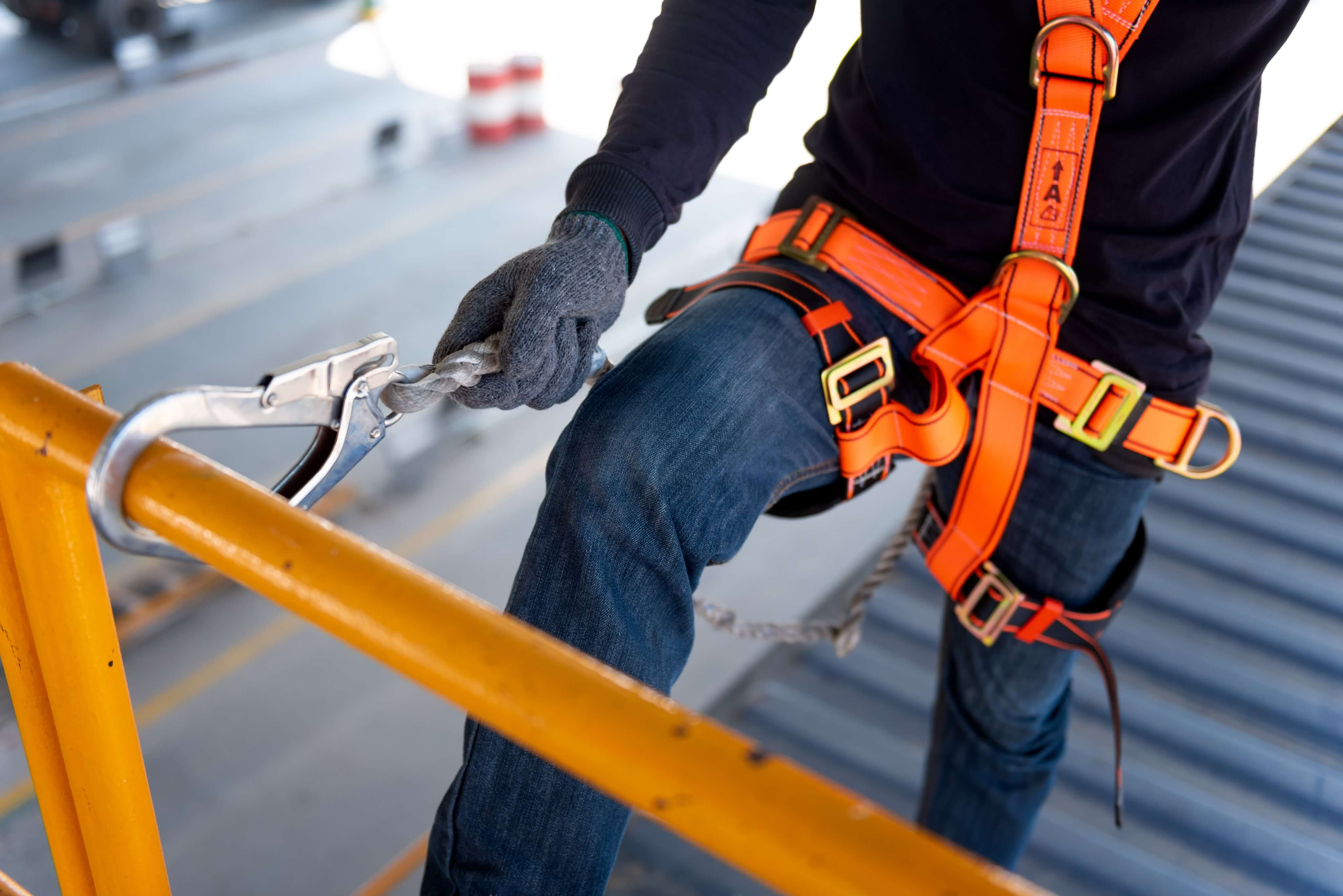 Do You Know How To Properly Inspect Fall Protection Equipment?