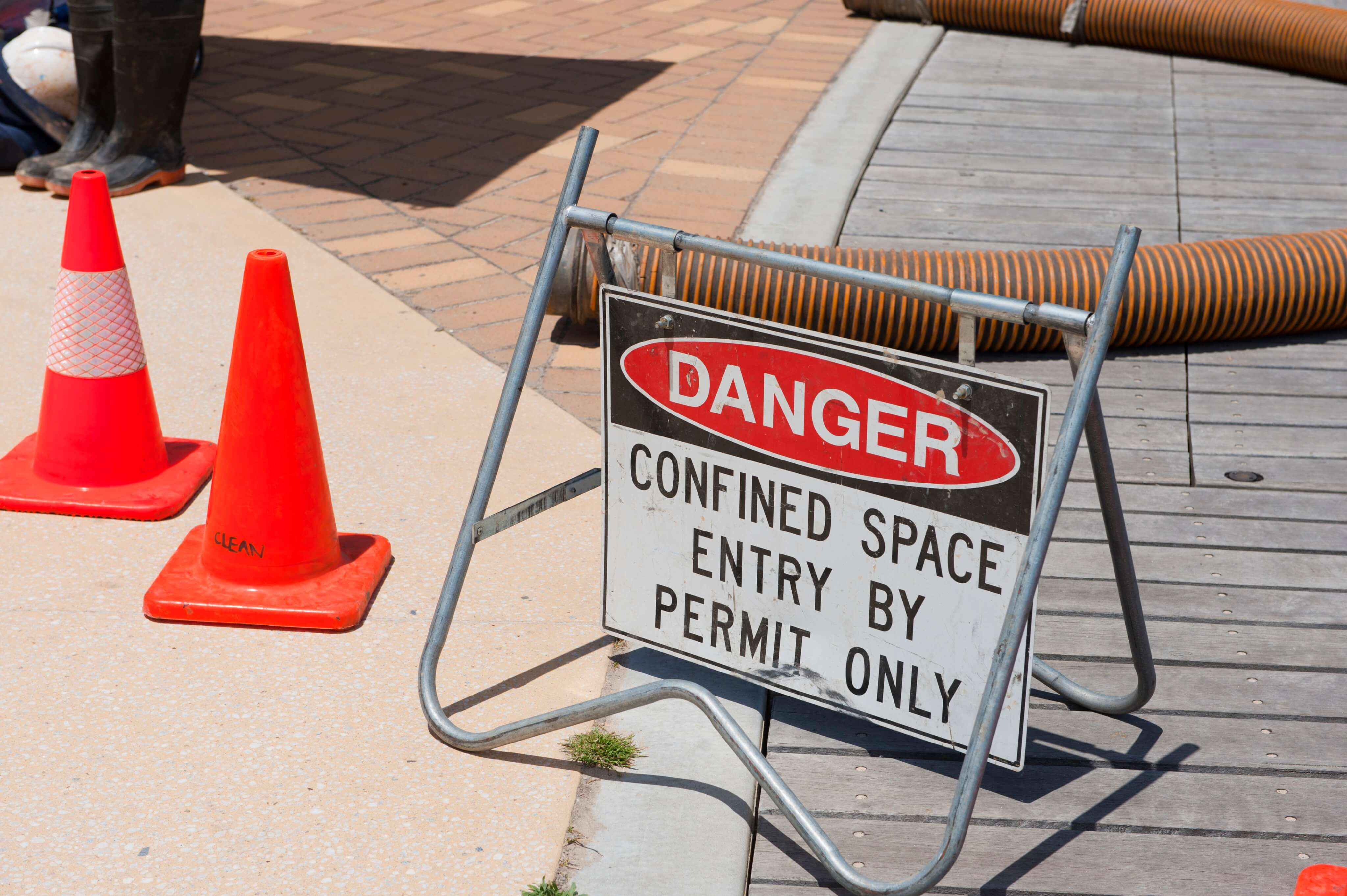 Have Peace of Mind That You're Protected with Fall Protection and Confined Space Equipment Rentals