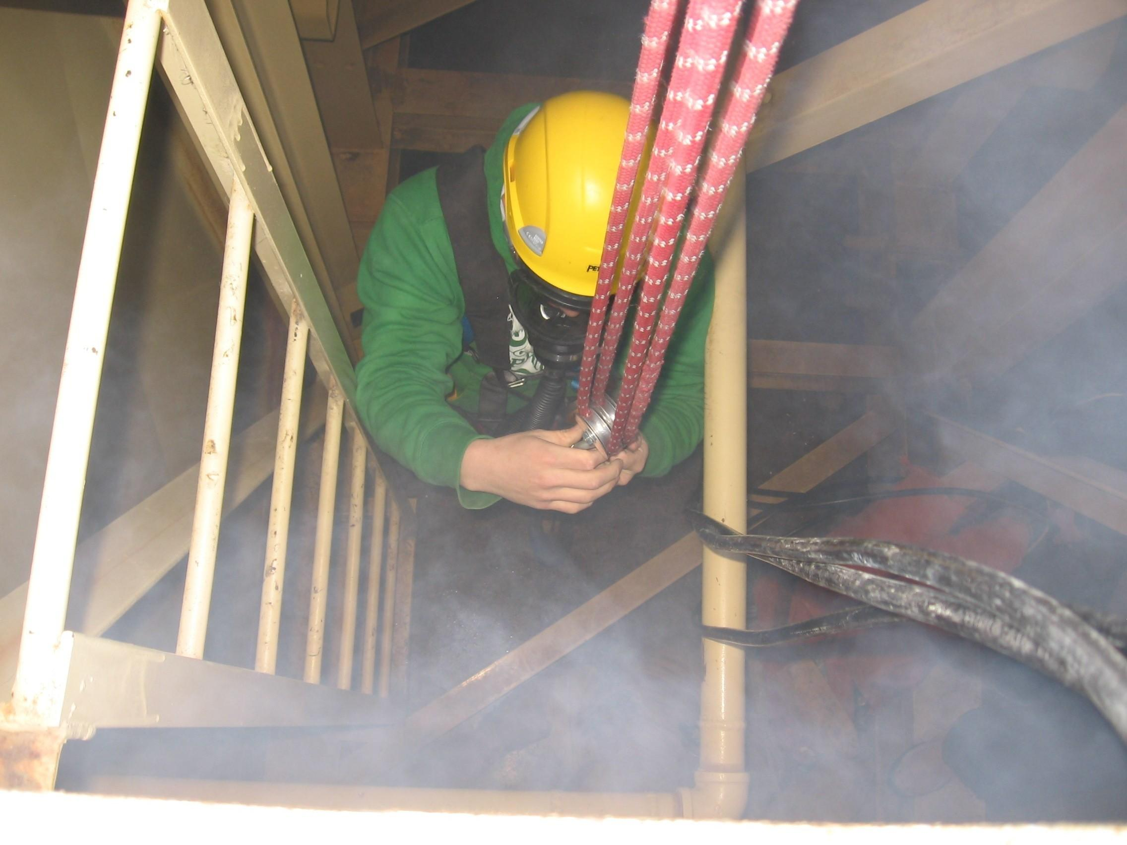 OSSA Confined Space Training: Understanding the Hazards of Confined Spaces