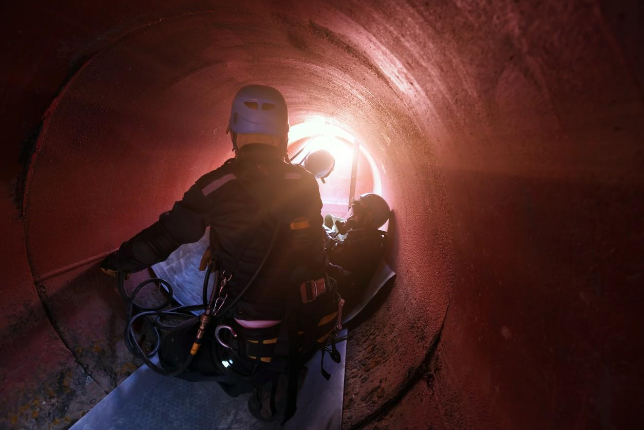 Be Prepared Before It's Too Late, Take Our Confined Space Rescue Training Course