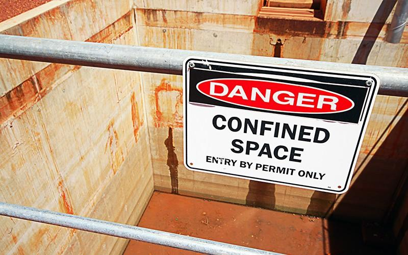 The Importance of Confined Space Training When Working in the Oil Sands