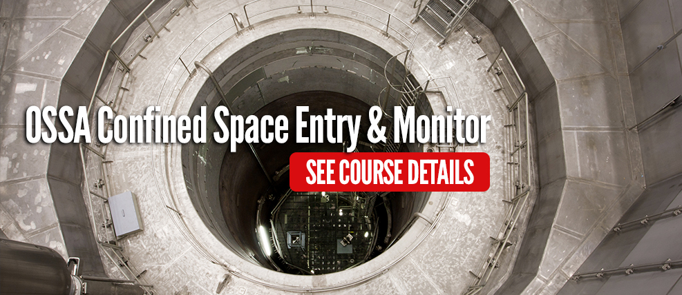 confined space training edmonton safety devon
