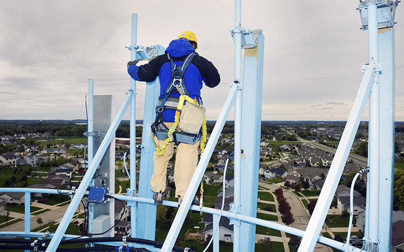 OSSA Fall Protection Training in Edmonton & Deven from MI Safety